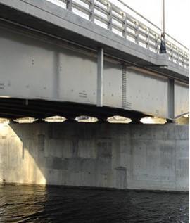 Bridges and roadway